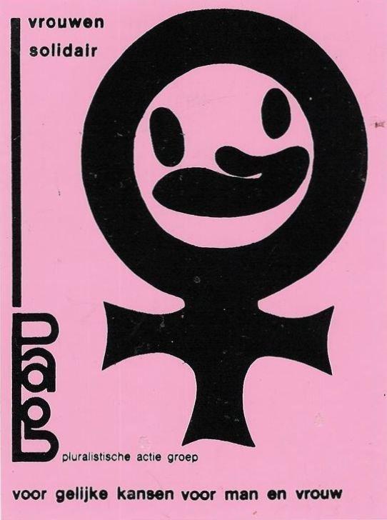 Het logo van PAG, 1970 (collectie AVG-Carhif)